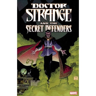 Doctor Strange and the Secret Defenders (Paperback)