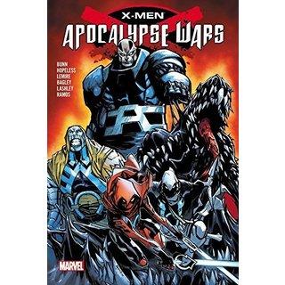 X-men: Apocalpyse Wars (Hardcover)