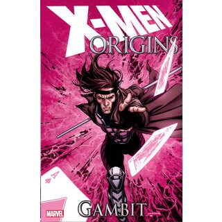 X-men Origins: Gambit (Paperback)