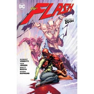 Flash 8: Zoom (Paperback)