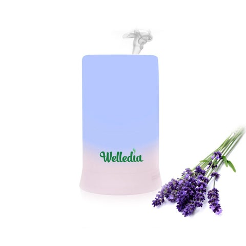 Cool Mist Humidifier with 6 Color Changing LED Lamps