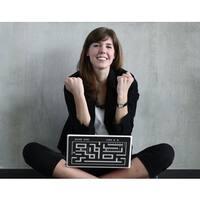 Pac Man Laptop Decal Vinyl Wall Art Home Decor