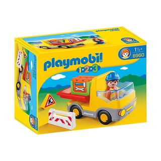 Playmobil Construction Truck