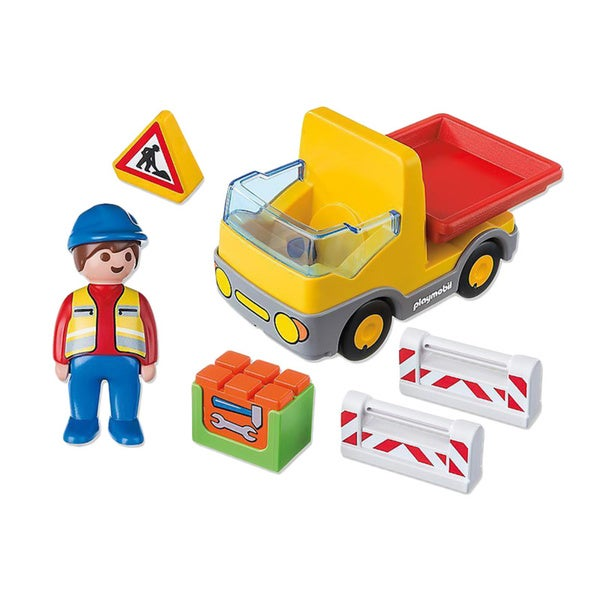Playmobil Construction Truck