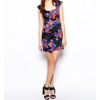 French Connection Floral Lachica Dress