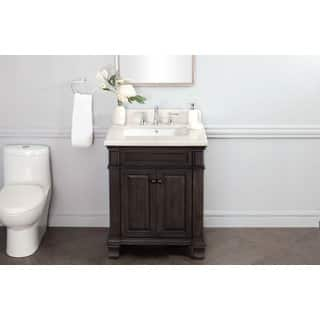 Buy 28 Inch Bathroom Vanities Vanity Cabinets Online At Overstock