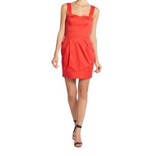 French Connection Red Potter Dress