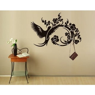Flapping of Wings Wall Hanger Decal Vinyl Art Home Decor