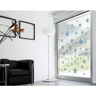 Stars Window Glass Decal Vinyl Wall Art