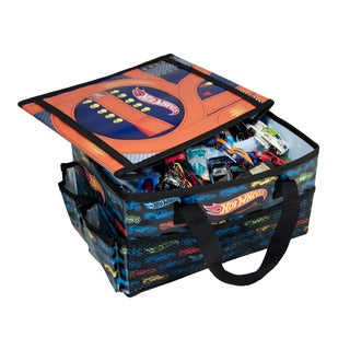 Neat-Oh Hot Wheels On The Go Storage Organizer Desk
