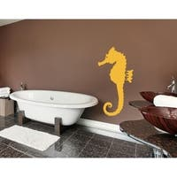 Sea Horse Wall Decal Vinyl Art Home Decor