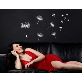 Dandelion Wall Decal Vinyl Art Home Decor