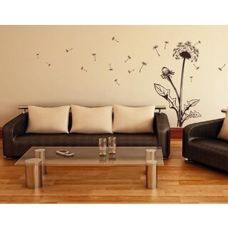 Blowball Wall Decal Vinyl Art Home Decor