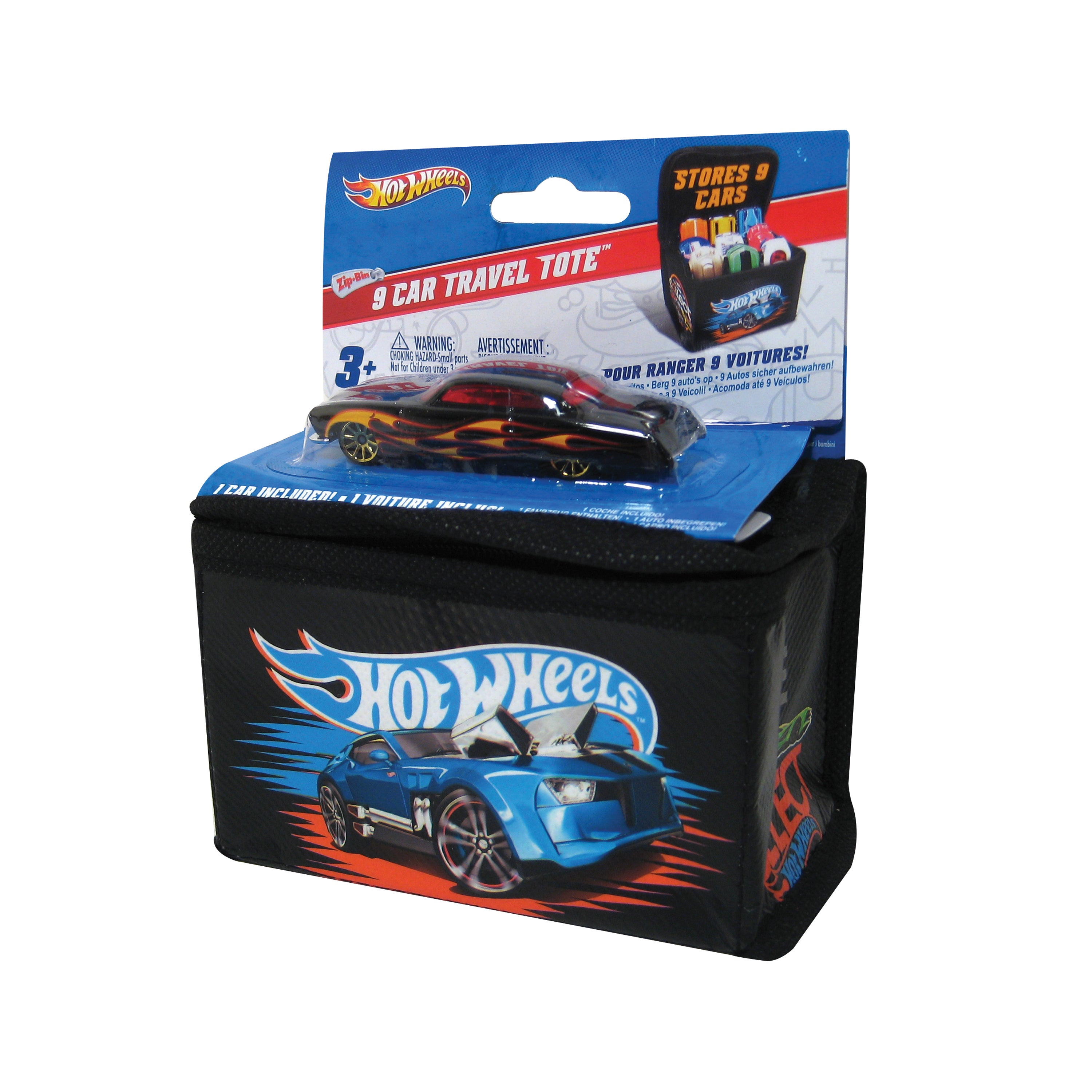 Neat-Oh Hot Wheels 9 Car Travel Tote with car (G878119003...