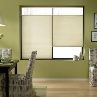 Daylight 64-64.5-inch Cordless Top Down Bottom Up Cellular Shades