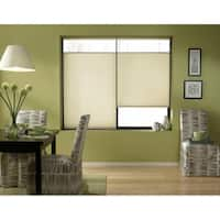 Cordless Top-down Bottom-up Daylight Cellular Shades 62 to 62.5-inch Wide