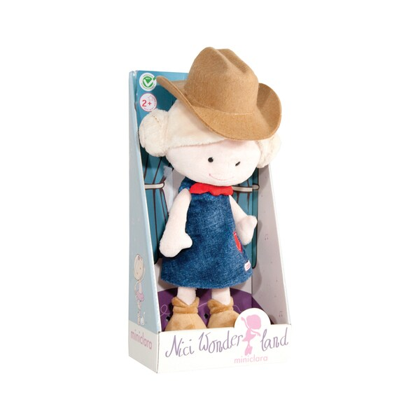 Nici Wonderland Miniclara the Cowgirl