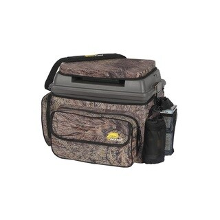 Plano 1812 Hunting Stool and Field Box , Mossy Oak Brush
