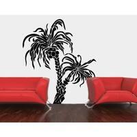 Palms Wall Decal Vinyl Art Home Decor
