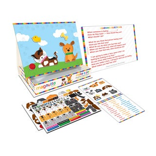Neat-Oh Magnutto Make a Pet Educational Magnetic Activity