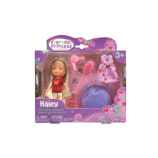 Neat-Oh Everyday Princess Haley Doll and Bean Bag Chair