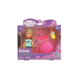 Neat-Oh Everyday Princess Emma Doll and Bean Bag Chair