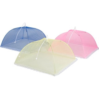 Pop Up Food Covers By Trademark Innovations (Set of 9)