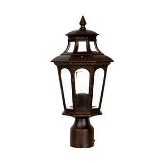 NewCastle Collection Single-light Post Lamp