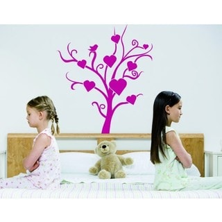 Love Tree Wall Decal Vinyl Art Home Decor