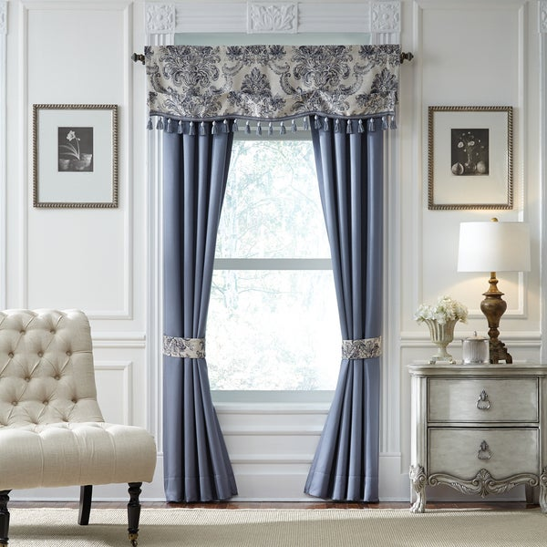 Shop Croscill Amelia Curtain Panel Pair Free Shipping