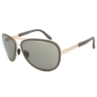 Porsche Design P8567 B Aviator Sunglasses