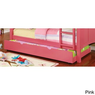 Furniture of America Colorpop Modern Twin-size Pull-out Trundle