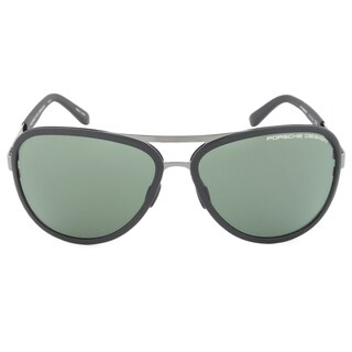 Porsche Design P8567 A Aviator Sunglasses