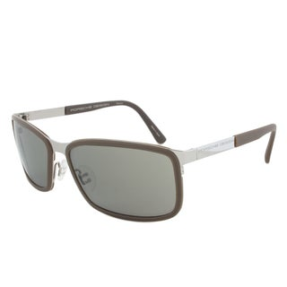 Porsche Design P8552 D Rectangular Sunglasses