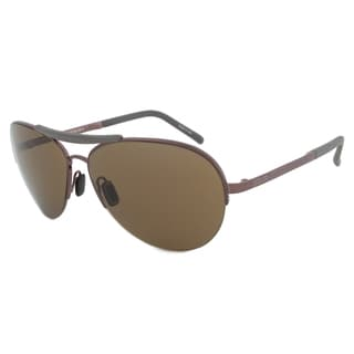 Porsche Design P8540 B Aviator Sunglasses