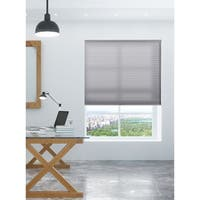 Arlo Blinds Grey Light Filtering Cordless Lift Cellular Shades