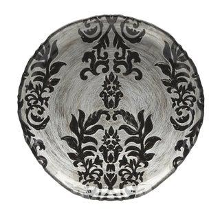 Damask Black Velvet Salad