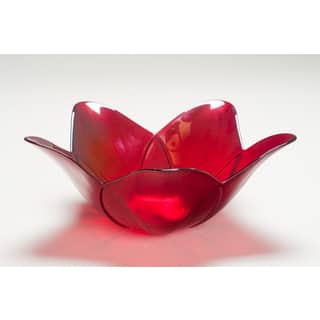 Poppy Red with Luster Bowl|https://ak1.ostkcdn.com/images/products/11546510/P18491750.jpg?impolicy=medium