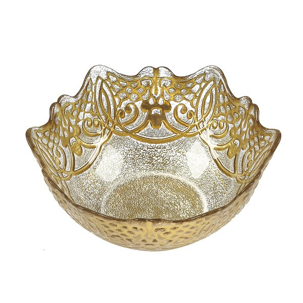 Geneve Gold Small Bowl