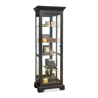 Philip Reinisch Co. Lighthouse Newport Curio Cabinet