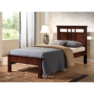 Donato Cappuccino Twin Bed