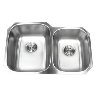 18 24 Inch Nickel Finish Sinks Shop Our Best Home Improvement