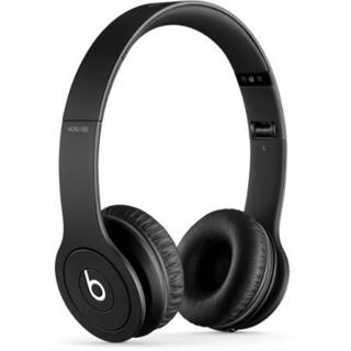 Beats by Dr. Dre Solo HD Black On-ear Headphones (Refurbished)