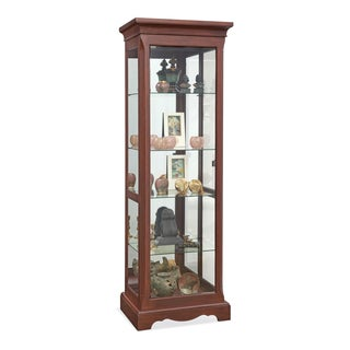 Philip Reinisch Co. Lighthouse Hawthorne Curio Cabinet