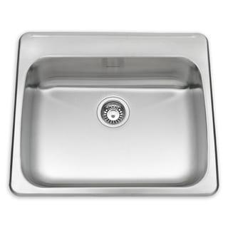American Standard American Standard Drop In Steel 24SB.252283.290 Kitchen Sink