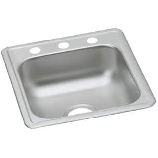 Elkay kitchen sinks for less overstock elkay dayton drop in steel d117191 stainless steel kitchen sink workwithnaturefo