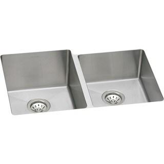 Elkay Avado Undermount Steel EFRU312010RDBG Stainless Steel Kitchen Sink