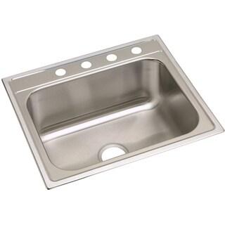 Elkay Dayton Drop In Steel DPC12522104 Kitchen Sink