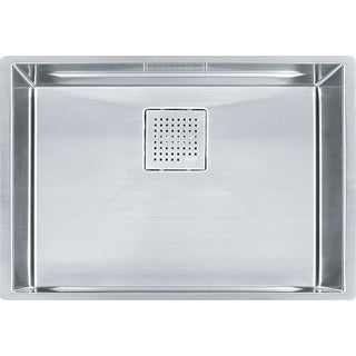 Franke Peak Undermount Steel PKX11025 Stainless Steel Kitchen Sink