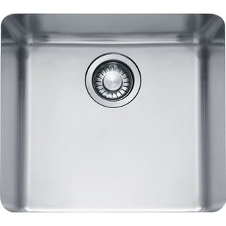 Franke Kubus Steel KBX110-18 Stainless Steel Kitchen Sink